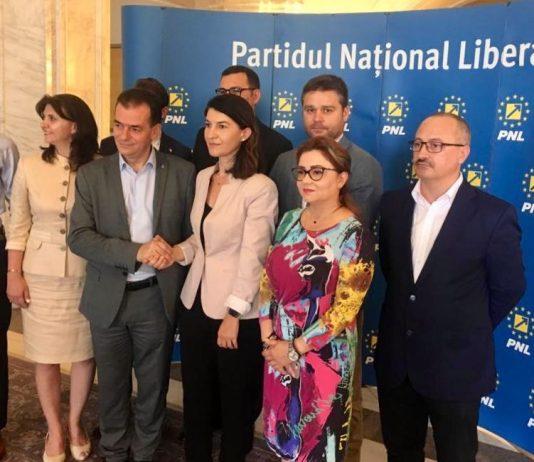 Violeta Alexandru PNL Bucuresti