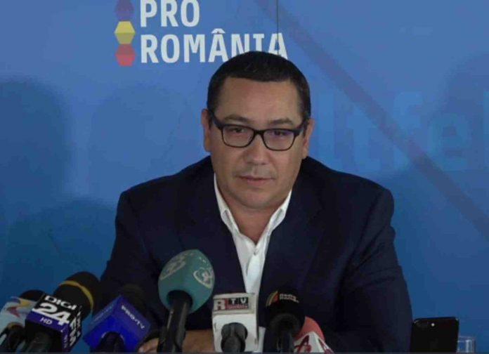 Ponta-ProRomania