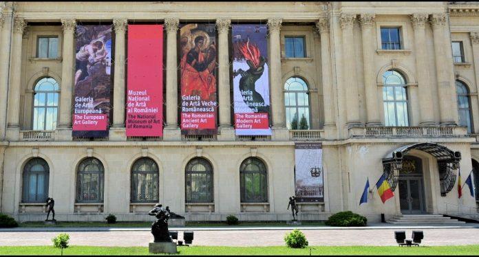 muzeul national de arta a Romaniei