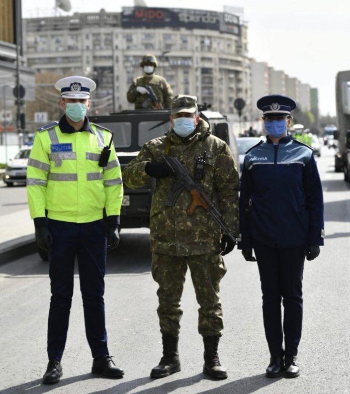 armata în bucuresti