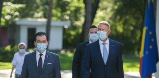 Iohannis Orban stare de alertă