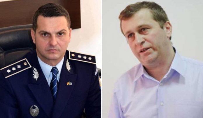 Scandal Politia Capitalei