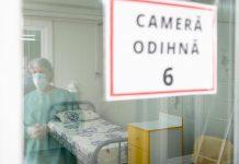 camera spital covid