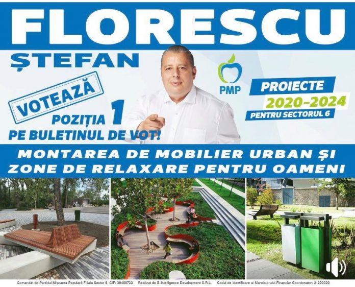 florescu mobilier urban