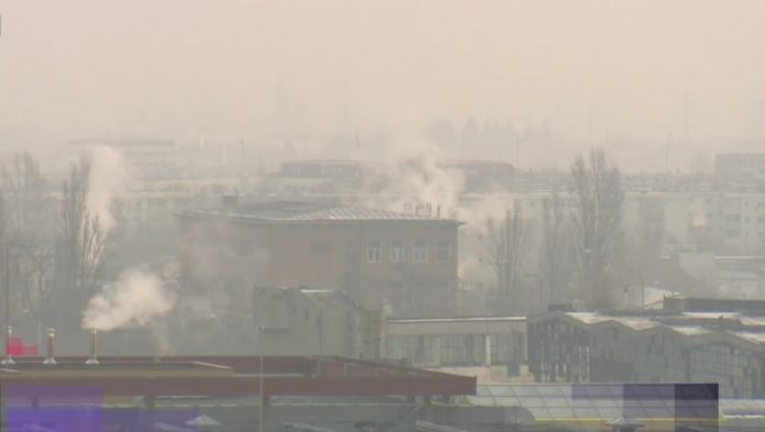 Bucuresti poluare