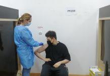 Cel mai tânăr vaccinat anti covid