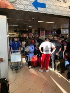 inghesuiala aeroport otopeni