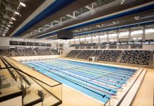 Complexul olimpic de nataţie de la Otopeni